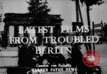 Image of police Berlin Germany, 1951, second 1 stock footage video 65675072258