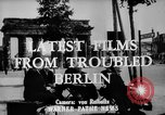 Image of police Berlin Germany, 1951, second 3 stock footage video 65675072258