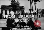 Image of police Berlin Germany, 1951, second 4 stock footage video 65675072258