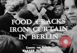 Image of oranges and cherries Berlin Germany, 1951, second 3 stock footage video 65675072260
