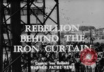 Image of East German workers rebellion Berlin Germany, 1953, second 4 stock footage video 65675072261