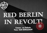 Image of revolt Berlin Germany, 1951, second 3 stock footage video 65675072262