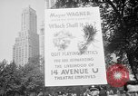 Image of movie tax New York United States USA, 1961, second 7 stock footage video 65675072265