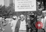 Image of movie tax New York United States USA, 1961, second 9 stock footage video 65675072265