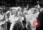 Image of movie tax New York United States USA, 1961, second 10 stock footage video 65675072265