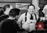 Image of Hollywood Canteen Hollywood Los Angeles California USA, 1943, second 3 stock footage video 65675072277