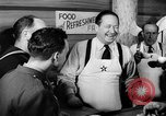Image of Hollywood Canteen Hollywood Los Angeles California USA, 1943, second 6 stock footage video 65675072277