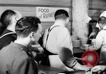 Image of Hollywood Canteen Hollywood Los Angeles California USA, 1943, second 9 stock footage video 65675072277