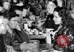 Image of Hollywood Canteen Hollywood Los Angeles California USA, 1943, second 1 stock footage video 65675072278