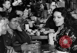 Image of Hollywood Canteen Hollywood Los Angeles California USA, 1943, second 3 stock footage video 65675072278