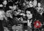 Image of Hollywood Canteen Hollywood Los Angeles California USA, 1943, second 4 stock footage video 65675072278