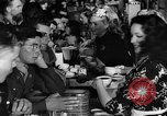 Image of Hollywood Canteen Hollywood Los Angeles California USA, 1943, second 7 stock footage video 65675072278