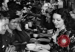 Image of Hollywood Canteen Hollywood Los Angeles California USA, 1943, second 8 stock footage video 65675072278