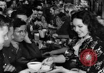 Image of Hollywood Canteen Hollywood Los Angeles California USA, 1943, second 10 stock footage video 65675072278