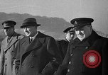 Image of Winston Churchill Glasgow Scotland, 1941, second 2 stock footage video 65675072294
