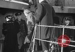 Image of Winston Churchill Halifax Nova Scotia, 1941, second 2 stock footage video 65675072298