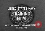 Image of Minesweeping Boat United States USA, 1958, second 5 stock footage video 65675072322