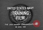 Image of Minesweeping Boat United States USA, 1958, second 7 stock footage video 65675072322