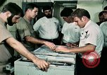 Image of Submarine crew training Charleston South Carolina USA, 1982, second 7 stock footage video 65675072351