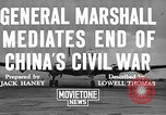 Image of George Carlett Marshall China, 1945, second 6 stock footage video 65675072368