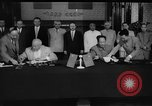 Image of Nikita Khrushchev handshake China, 1957, second 8 stock footage video 65675072369