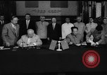 Image of Nikita Khrushchev handshake China, 1957, second 10 stock footage video 65675072369