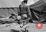 Image of wounded Allied soldiers Monte Cassino Italy, 1944, second 12 stock footage video 65675072377