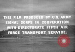 Image of 5th Air Force Pacific Theater, 1942, second 10 stock footage video 65675072394