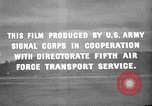 Image of 5th Air Force Pacific Theater, 1942, second 11 stock footage video 65675072394