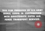 Image of 5th Air Force Pacific Theater, 1942, second 12 stock footage video 65675072394
