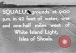 Image of USS Squalus Isles of Shoals United States USA, 1939, second 1 stock footage video 65675072423