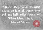 Image of USS Squalus Isles of Shoals United States USA, 1939, second 3 stock footage video 65675072423