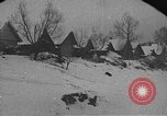 Image of snow fall Russia, 1918, second 2 stock footage video 65675072426