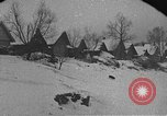 Image of snow fall Russia, 1918, second 3 stock footage video 65675072426