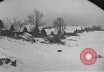 Image of snow fall Russia, 1918, second 11 stock footage video 65675072426