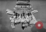 Image of Japanese paper balloon Pacific Theater, 1945, second 2 stock footage video 65675072437