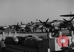 Image of B-26 Marauder aircraft European Theater, 1944, second 6 stock footage video 65675072442