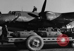 Image of B-26 Marauder aircraft European Theater, 1944, second 12 stock footage video 65675072442