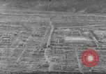 Image of damaged buildings Hiroshima Japan, 1946, second 1 stock footage video 65675072447