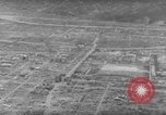 Image of damaged buildings Hiroshima Japan, 1946, second 6 stock footage video 65675072447