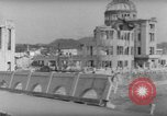 Image of damaged buildings Hiroshima Japan, 1946, second 5 stock footage video 65675072448