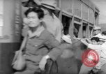 Image of damaged buildings Hiroshima Japan, 1946, second 12 stock footage video 65675072448