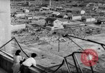Image of damaged buildings Hiroshima Japan, 1946, second 4 stock footage video 65675072449