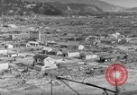 Image of damaged buildings Hiroshima Japan, 1946, second 7 stock footage video 65675072449