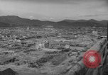 Image of damaged buildings Hiroshima Japan, 1946, second 11 stock footage video 65675072449