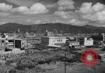 Image of bomb damaged buildings Hiroshima Japan, 1946, second 4 stock footage video 65675072451