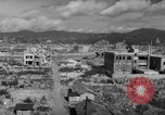 Image of bomb damaged buildings Hiroshima Japan, 1946, second 6 stock footage video 65675072451