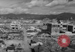 Image of bomb damaged buildings Hiroshima Japan, 1946, second 7 stock footage video 65675072451