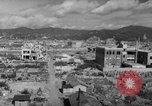 Image of bomb damaged buildings Hiroshima Japan, 1946, second 8 stock footage video 65675072451