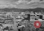 Image of bomb damaged buildings Hiroshima Japan, 1946, second 9 stock footage video 65675072451